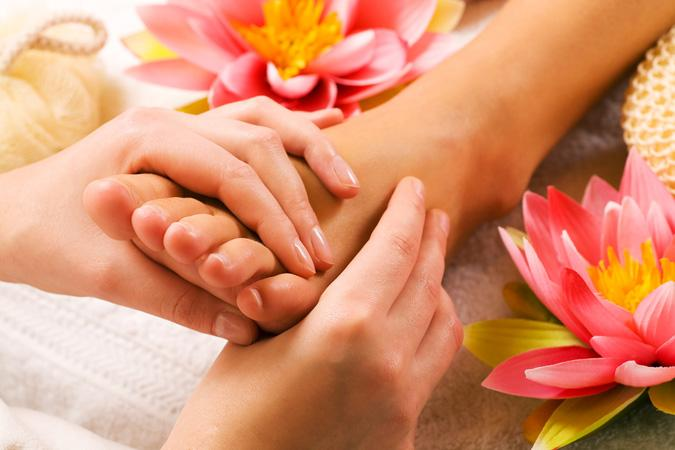 Foot Thai Massage