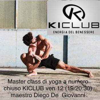 Kiclub yoga